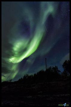 Northen lights by Robert Alexandersen on 500px