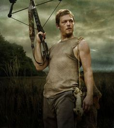 definitely one of my favorite characters from the walking dead.
