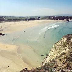 Playa de Penarronda, ahora mismo - el verano no se acabó en #Asturias  pic.twitter.com/JjaiCRDSY4