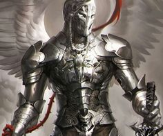 """Can't go wrong with armor and wings."" <----- definitely agree with you there"