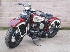Harley-Davidson WL 1950