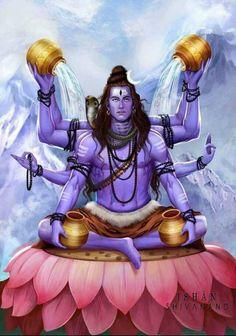 Kali Shiva, Kali Mata, Shiva Hindu, Shiva Art, Shiva Shakti, Krishna, Lord Vishnu, Lord Ganesha, Lord Shiva Family