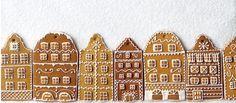 Grachtenpand koekjes