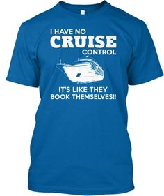For the True Cruiser... Just for Fun - Cruise Critic Message Board Forums *SO true!