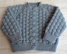 Weave pattern Cardie