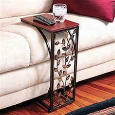 Brylanehome Side Sofa Table    - Click image twice for more info - See a larger selection of sofa tables at  http://zcoffeetables.com/product-category/sofa-tables- home, home decor, home ideas, living room, furniture, table ,gift ideas