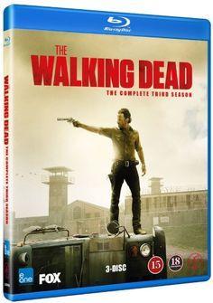 walking dead kausi 3 bluray HUOM 2 kautta 14,95