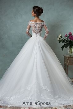 Wedding dress Nova - AmeliaSposa