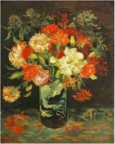 by Dutch Impressionist Vincent Van Gogh