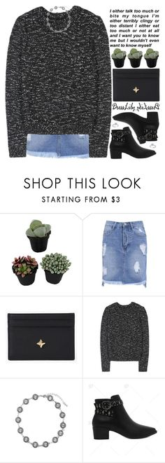 """fall in love with yourself. fall in love with the world. fall in love with love."" by alienbabs ❤ liked on Polyvore featuring Alice + Olivia, clean, dresslily, organized and dezzal"