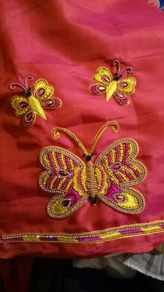 Best Blouse Designs, Simple Blouse Designs, Sari Blouse Designs, Bridal Blouse Designs, Hand Work Blouse Design, Aari Work Blouse, Embroidery Neck Designs, Maggam Works, Embroidery Fashion