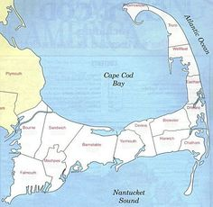 Cape Cod, MA - all the way out to Provincetown The Places Youll Go, Places To Go, Cape Cod Bay, Places To Travel, Travel Maps, Nantucket, My Happy Place, Weekend Getaways, Canada
