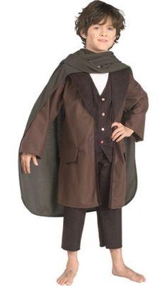 Costume Frodon le Hobbit™ - Le Seigneur des Anneaux™