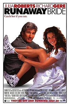 Directed by Garry Marshall. With Julia Roberts, Richard Gere, Joan Cusack, Hector Elizondo. A reporter is assigned to write a story about a woman who has left a string of fiances at the altar. Favorite Julia Roberts movie ever. Richard Gere, See Movie, Movie List, Movie Tv, Julia Roberts Movies, Romantic Movie Quotes, Films Cinema, Wedding Movies, Movies Worth Watching