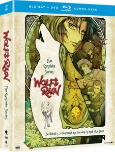 Wolf's Rain Complete Collection Blu-ray Anime Review