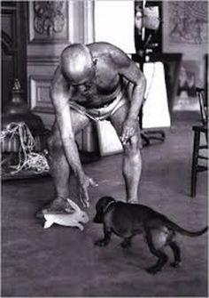 Mahatma Gandhi #dachshund #teckel #doxie