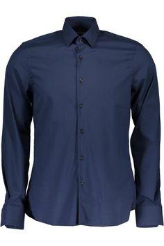 Camicia Uomo Guess Marciano (BO-61H418-4110Z C709) colore Blu