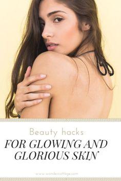 beauty hacks for glo