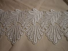 Exquisite venice lace trim by seriouslyscrapping, $4.00 USD