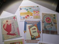 LDL Creations, LLC, my own personal cards for OWH.