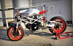 RocketGarage Cafe Racer: Return of Radical Ducati
