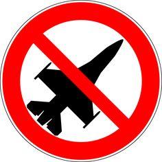 """❌❌❌ Alle Welt will Frieden in Syrien. Alle Welt ist auch militärisch dort vertreten. Nur kriegt alle Welt es nicht auf die Kette dort Frieden zu machen und zu halten. Was könnte in diesem Zusammenhang eine Flugverbotszone bewirken? Besonders dann, wenn die Russen sie proklamierten, durchsetzten und auch überwachten? Dabei wird schnell klar, wie grotesk eine solche Flugverbotszone wäre und dass niemand sie wirklich wollen kann. Schließlich könnte es den """"Stellvertreterkrieg"""" vorzeitig…"""