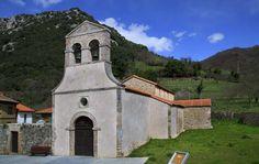 #Fotografía de la #Iglesia #prerrománica de Santo Adriano
