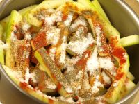Spicy Zucchini