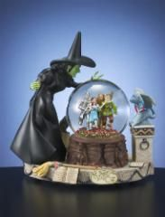 View Larger Image         San Francisco Music Box Company - Witch Crystal Ball Water Globe
