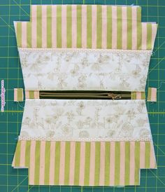 Fantastic Free Sewing for beginners simple Thoughts Reißverschluss einfassen Easy Sewing Projects, Sewing Projects For Beginners, Sewing Hacks, Sewing Tutorials, Sewing Patterns, Sewing Tips, Zipper Pouch Tutorial, Easy Stitch, Diy Couture
