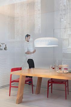 Smithfield S hanglamp | Flos