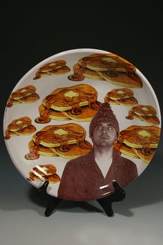 Self Portrait Platter