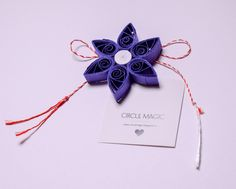 Martisoare Handmade 2018 Quilling - Circul Magic Quilling, Magic, Band, Accessories, Paper, Embroidery, Bedspreads, Sash, Quilting