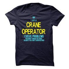 I am a Crane Operatorn