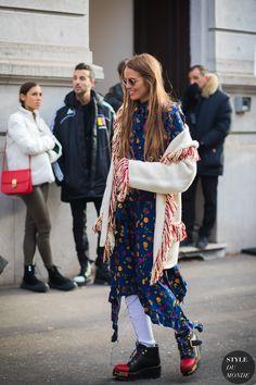 Carlotta Oddi by STYLEDUMONDE Street Style Fashion Photography