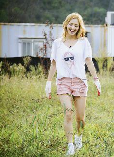 #Hyoyeon #Hyo #SNSD #GG #Kpop