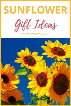 Sunflower Gifts That Will Brighten Their Day! Sunflower November Birth Month Gift Ideas Sunflower Gifts That Will Brighten Their Day! Gifts For Mom, Great Gifts, Month Flowers, Sunflower Gifts, Buy Candles, Grow Kit, Quality Diamonds, Wine Gifts, Brides And Bridesmaids