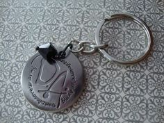 Dumbledore's Army keychain! Might need to add this to my collection!! :)