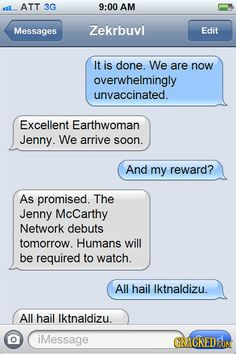 16 Lost Text Messages That Would Explain Everything | Cracked.com