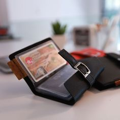 GOODJOB card holder #accessories #lifestyle #stationery #product #design #buckle