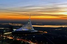 Khan Shatyr, Kazakhstan