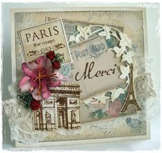 Mint crafting stuff: StampArtic and Marianne Design