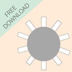 Wedding Seating Plan Template & Planner – FREE Download