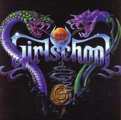 GIRLSCHOOL Album Cover