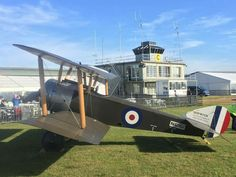 Sopwith Pup N6161 is the only original Pup flying anywhere in the world!   Built in 1917. Historic Aircraft Collection