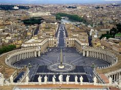 Vatican City is a sacerdotal-monarchical state, ruled by the Bishop of Rome—the Pope.