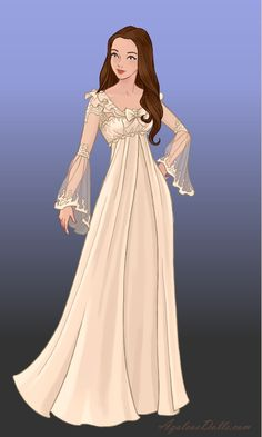 Woman in a nightgown by on DeviantArt Woman in a nightgown by on DeviantArt Disney Princess Fashion, Disney Princess Art, Princess Style, Gown Drawing, Fashion Drawing Dresses, Drawing Fashion, Mode Poster, Dress Sketches, Fashion Design Sketches