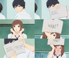 haru ride anime - Google Search