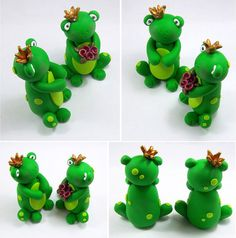 Frogs polymer