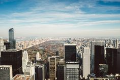 NYC 2014 | www.blog.juliusise.de #nyc #manhattan #travel #newyork #topoftherock #view #sky #centralpark